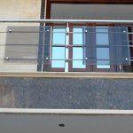 cam balkon korkuluk modelleri