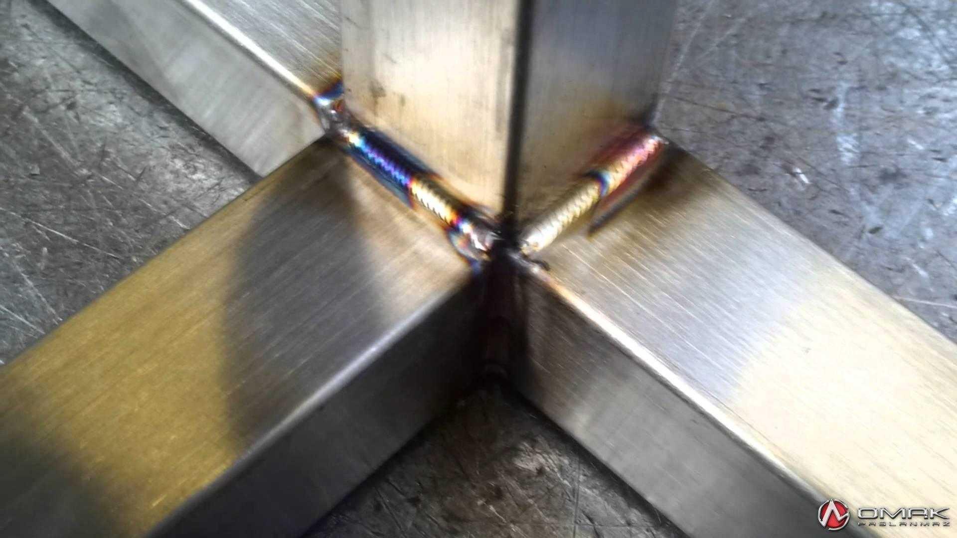 Paslanmaz çelik kaynak