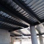 Çelik çatı işleri