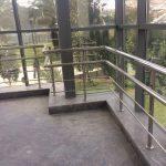 Paslanmaz balkon korkuluğu
