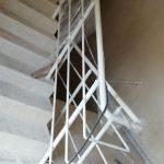 metal yangın merdiven korkuluğu